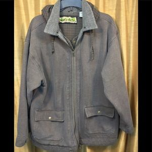 Mod O Doc Brown Hooded Jacket